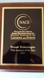 NACE Award 2015 image
