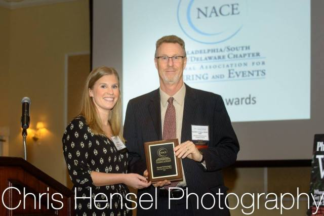 NACE Award at The Special Event