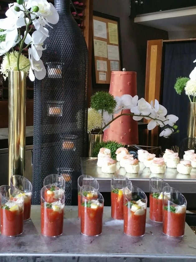 Think vertically! No one does table displays better than Occasional Occasions by Carlton in Atlanta!